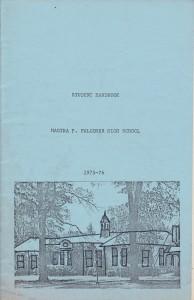 Student Handbook Image Courtesy of John Lynn